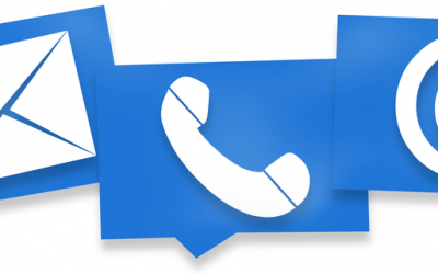 Please keep us informed of any 'contact'                                               changes