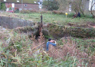 2009 - Clearing Ebridge lock