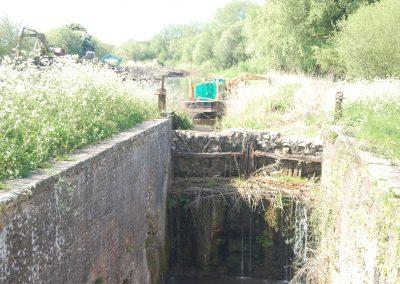 2011 - Ebridge lock