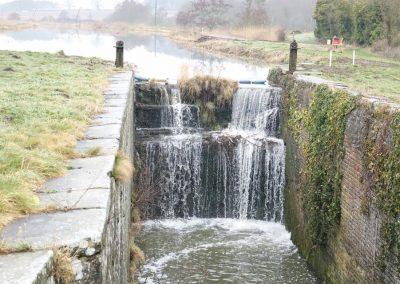 Ebridge lock