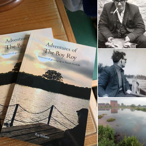New book for sale written by Roy Webster