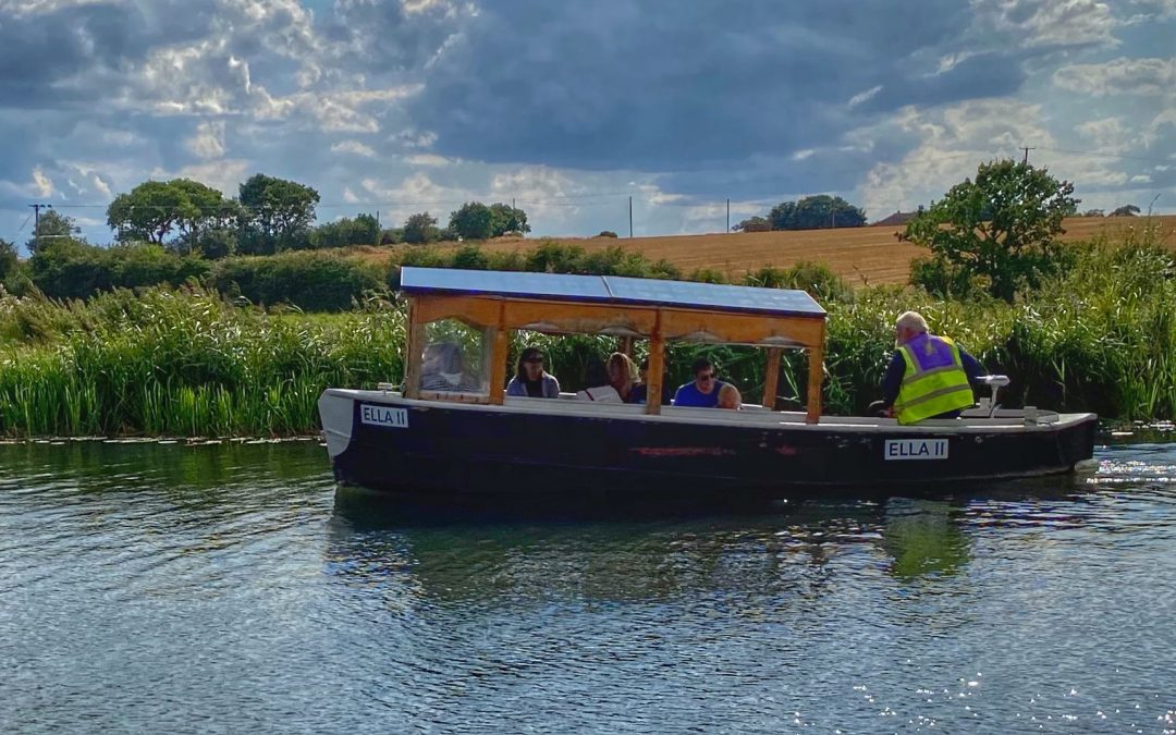 Qualified volunteer crew for boat trips wanted